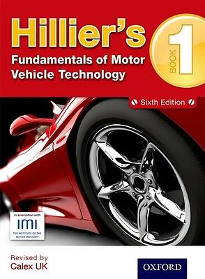 Hilliers Fundamentals of Motor Vehicle Technology Book 1.