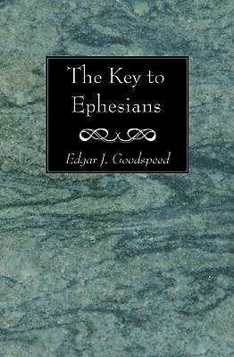 Picture of The Key to Ephesians