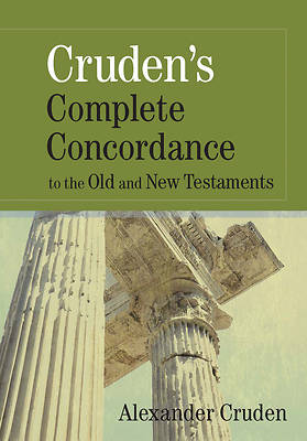 Crudens Complete Concordance to the Old and New Testaments