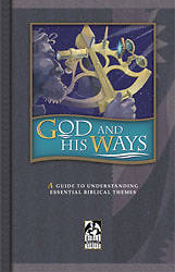 Picture of God & His Ways Student Book Grd 9-12