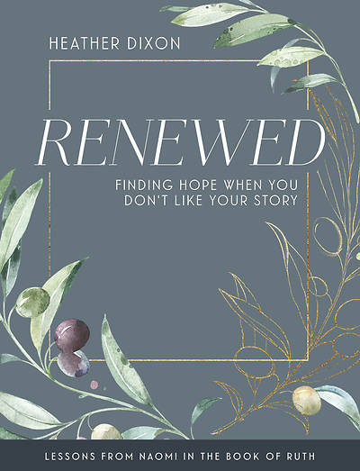Picture of Renewed - Women's Bible Study Participant Workbook with Leader Helps - eBook [ePub]