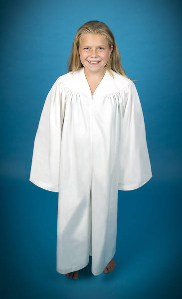 Culotte robes for children