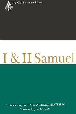 The Old Testament Library - I & II Samuel