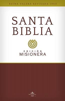 Picture of Rvr60 Santa Biblia - Edicion Misionera