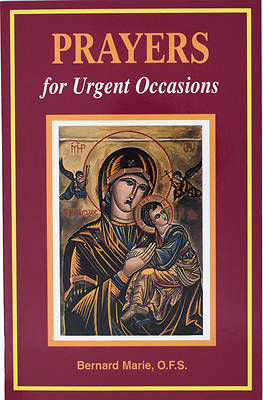 Picture of Prayers for Urgent Occasions