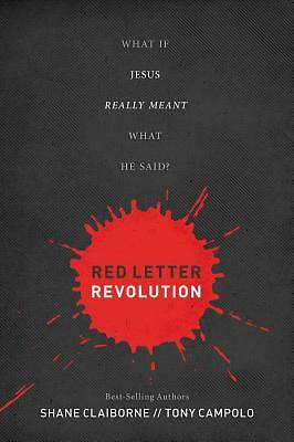 Picture of Red Letter Revolution