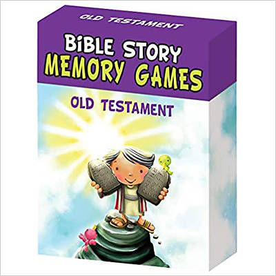 Picture of Bible Story Memory Games Old Testament