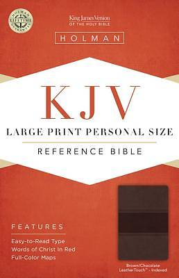 Large Print Personal Size Reference Bible-KJV