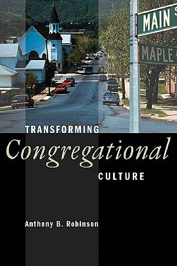 Picture of Transforming Congregational Culture