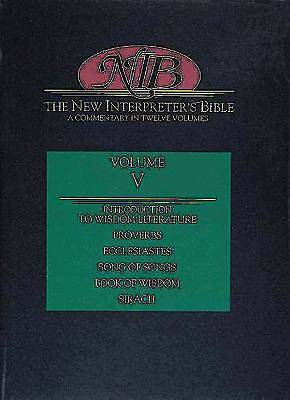 New Interpreters Bible Volume V