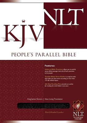 Peoples Parallel Bible-PR-KJV/NLT with CDROM