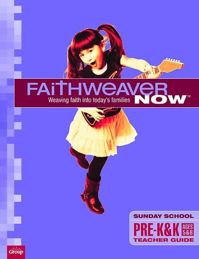 Picture of FaithWeaver NOW PreK-K Teacher Guide Summer 2021