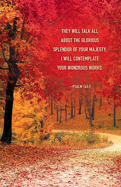 Picture of They Will Talk Fall Bulletin (Pkg of 50)