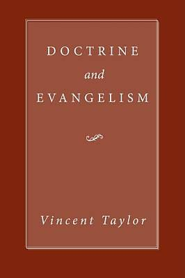 Picture of Doctrine and Evangelism