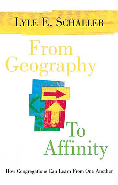 From Geography to Affinity [MobiPocket Ebook]