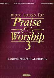 Picture of More Songs for Praise and Worship 3 Piano/Guitar/Vocal