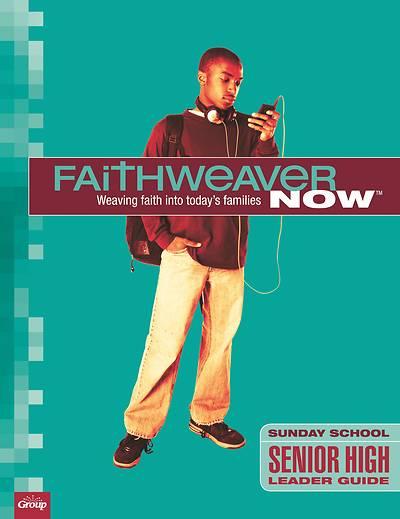 Picture of FaithWeaver Now Senior High Leader Fall 2021