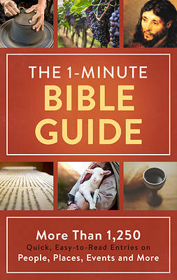 Picture of The 1-Minute Bible Guide