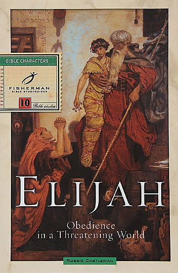 Picture of Fisherman Bible Studyguide - Elijah