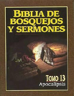 Picture of Biblia de Bosquejos y Sermones-RV 1960-Apocalipsis