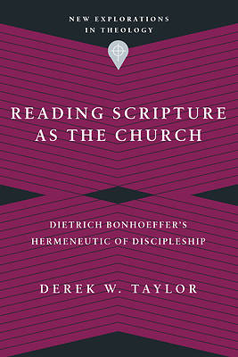 Picture of Reading Scripture as the Church