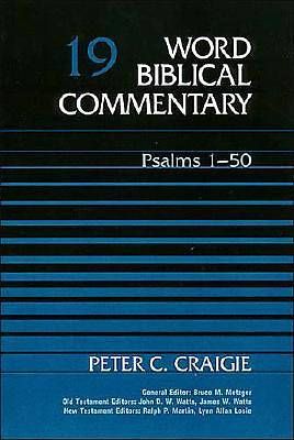 Word Biblical Commentary - Psalms 1-50