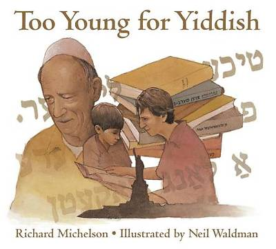 Picture of Too Young for Yiddish