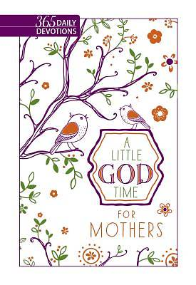 Picture of A Little God Time for Mothers (Faux Leather Gift Edition)