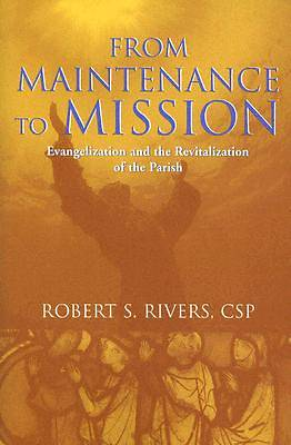 From Maintenance to Mission