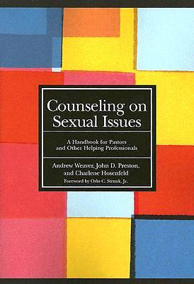 Counseling on Sexual Issues