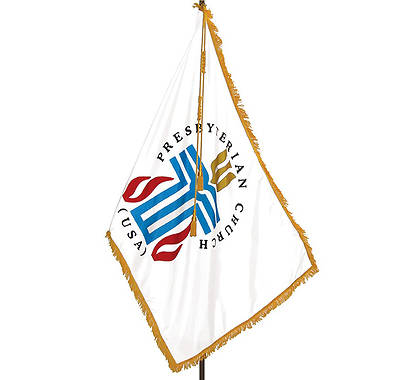 Presbyterian 3 X 5 Indoor Flag