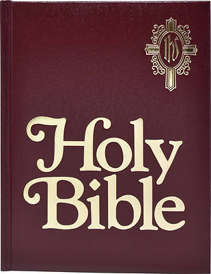 Catholic Family Bible-Nab