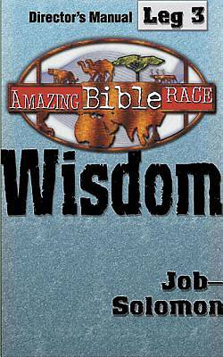 Amazing Bible Race, Directors Manual, Leg 3 CDROM