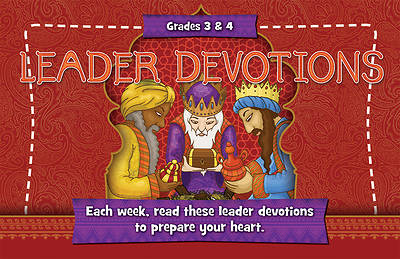 Groups Buzz Paradox Grades 3 & 4 Leader Devotions Winter 2012-13