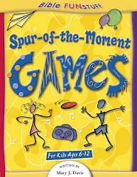 Spur-Of-The-Moment Games