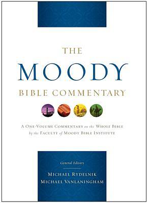 The Moody Bible Commentary [ePub Ebook]