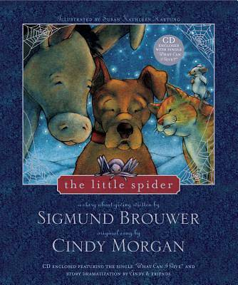 The Little Spider (with audio CD)