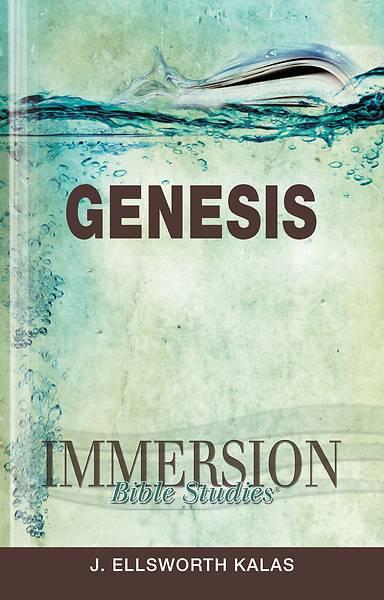 Picture of Immersion Bible Studies: Genesis - eBook [ePub]