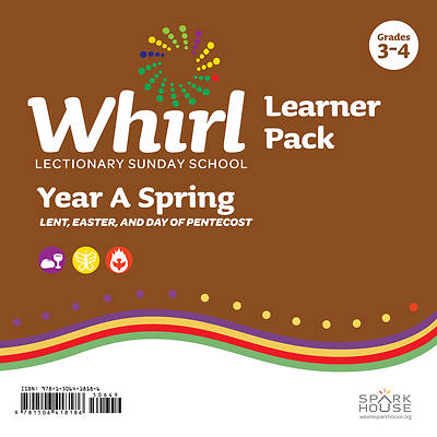 Whirl Lectionary Grades 3-4 Learner Leaflet Year A Spring