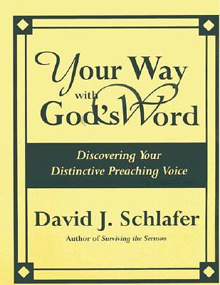 Your Way with God's Word
