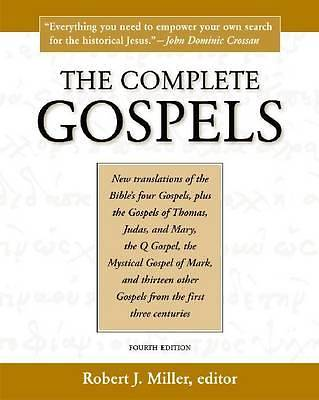 Picture of The Complete Gospels