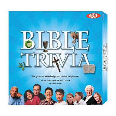 Bible Trivia Board Game New Edition