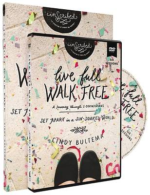 Picture of Live Full Walk Free Study Guide with DVD