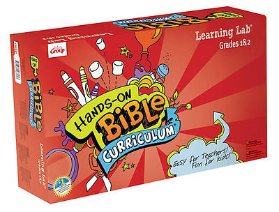 Groups Hands-On Bible Curriculum Grades 1 & 2 Learning Lab Summer 2012