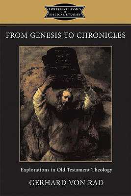From Genesis to Chronicles