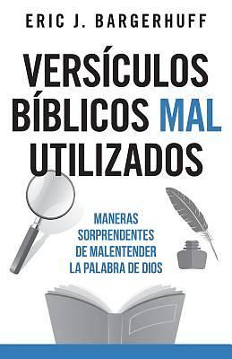 Picture of Versículos Bíblicos Mal Utilizados