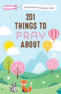 Picture of 201 Things to Pray about (Girls)