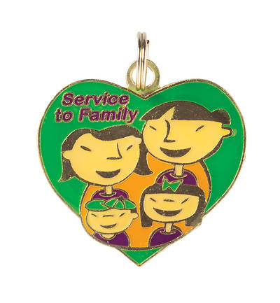FaithWeaver Friends Service to Family Key (pkg. 5)