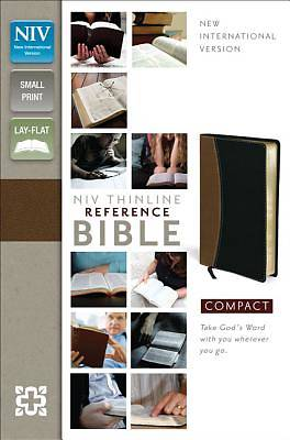 New International Version Thinline Reference Bible, Compact