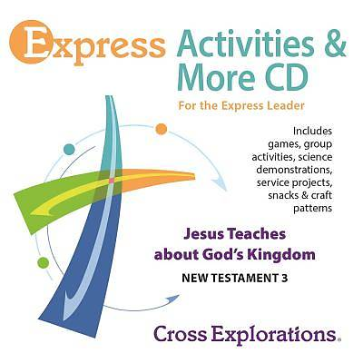 Picture of Express Activities & More CD (Nt3)